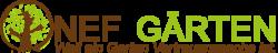 Nef Gärten Logo